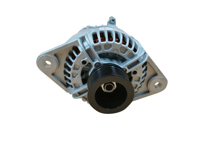 Steel Material Diesel Truck Alternator 0124555009 0124555017 0124555028 11170134
